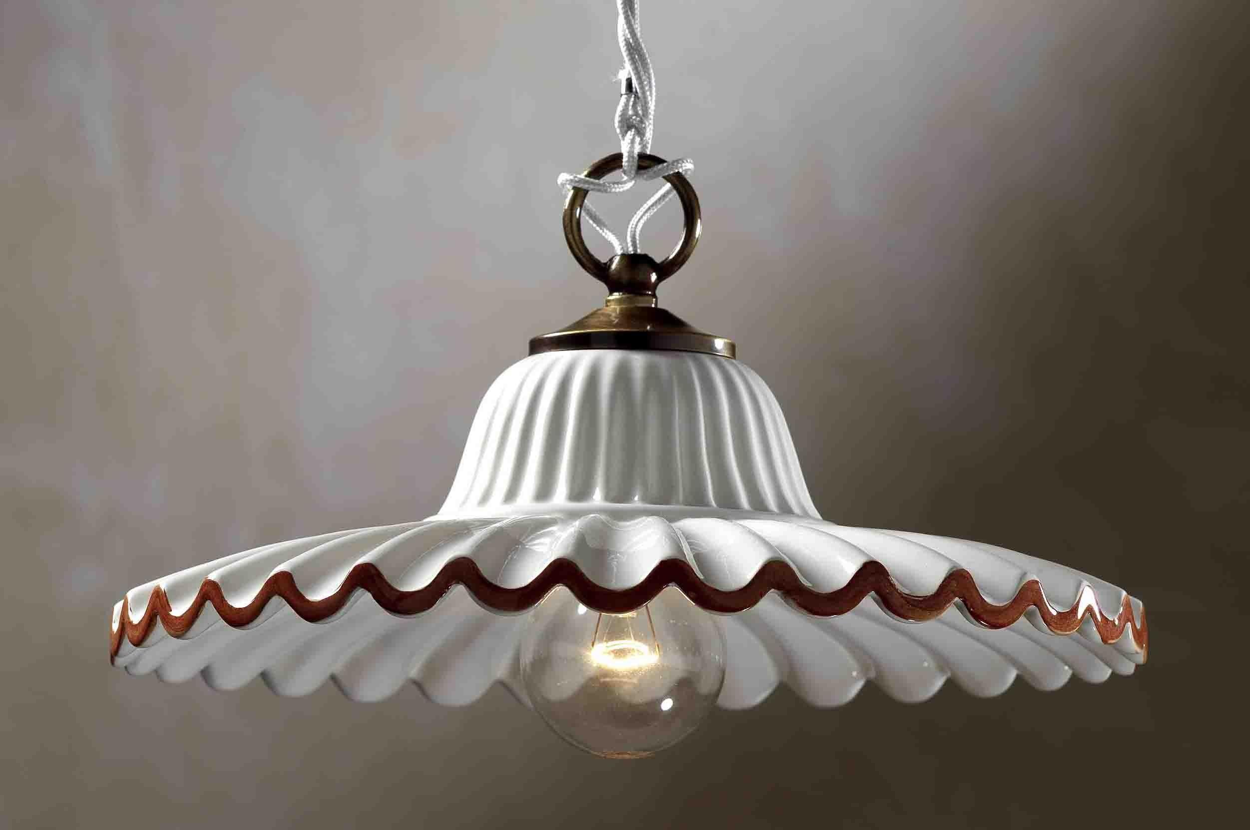 Lampadario Stile Rustico : Lampadario stile country good ho lampada da soffitto in stile
